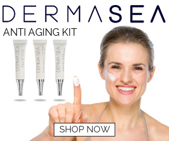 Derma Sea - The Ultimate Anti Aging Skin Care Kit