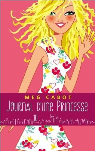 Couverture Journal d'une princesse, tome 10 : Pour la vie
