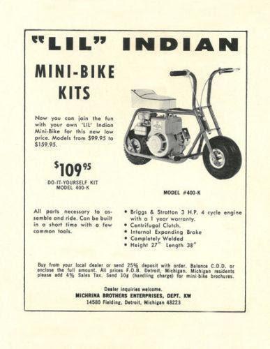 Mini Bike Parts Catalog : parts, catalog, Ruttman, Parts
