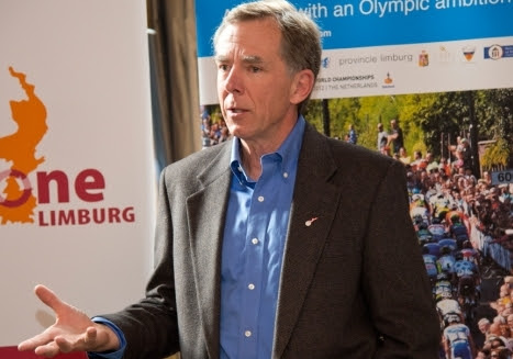 Johnson to retire as CEO of USA Cycling in 2015 - USA Cycling