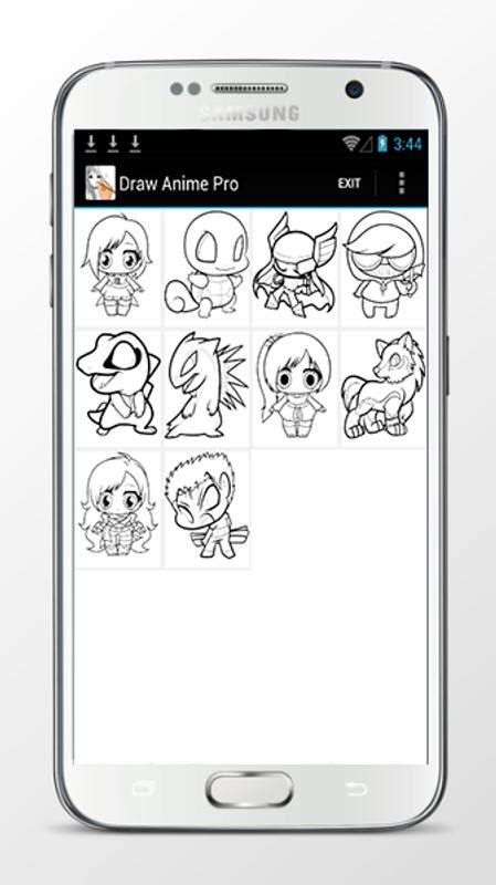 draw anime manga  android apk