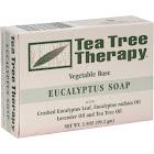Tea Tree Therapy Eucalyptus Soap, Vegetable Base - 3.5 oz