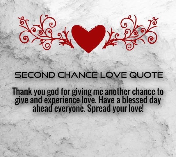Inspirational Quotes About Giving Someone A Chance Michigancougarcom