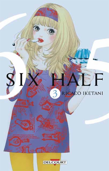 Couverture Six Half, tome 03