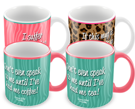 Discounted Branded Printed Promotional Corporate Coffee Mugs Liverpool