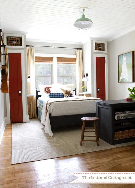 Guest_Bedroom via The Lettered Cottage