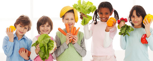 Five Tips for Getting Your Kids On the Healthy Eating Bandwagon - Karma Nelson Fitness