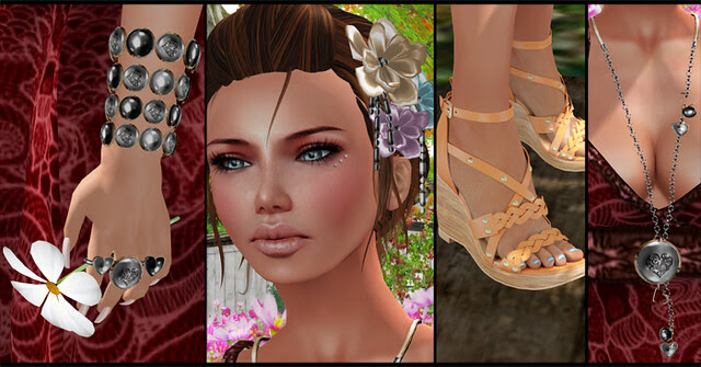 Boho Fair Sassy+Step Inside+me jewelry+CandyMetal ZOOM
