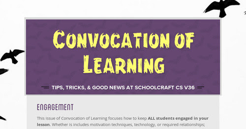 Convocation of Learning