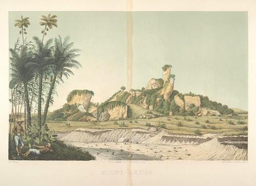 Java seine Gestalt, Pflanzendecke und innere Bauart 1857 (Junghuhn) c