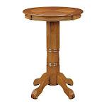 Florence Pedestal Pub Table - Boraam Industries