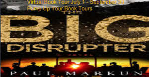 The Big Disrupter Banner