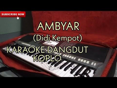 Cover Lagu Didi Kempot Koplo