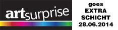 artsurprise goes EXTRASCHICHT 2014