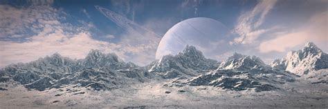 alien landscapes wallpaper wallpapersafari