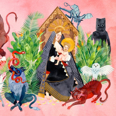 Father John Misty : I Love You Honeybear | Album review | Treble