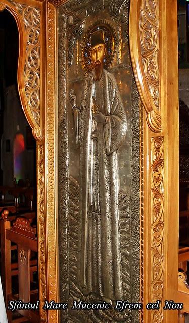 Sfântul  Mare  Mucenic  Efrem  cel  Nou 13