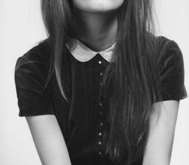 T Shirt Bluse Black Aesthetic Goth Dark Alternative Tumblr