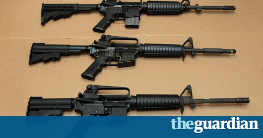 US car dealer offers free AR-15 assault rifle with every car | US news | The Guardian