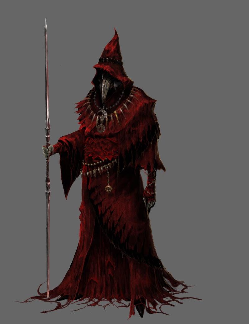 Dark Souls Scelleur