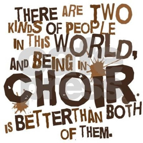 Quotes About Choir Singing 34 Quotes