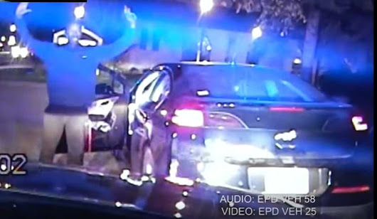 Video shows police tackling and beating a black man suspected of stealing a car. It was his.