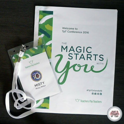 TPT Conference: The Magic Starts with You