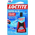 Loctite Super Glue, Ultra Liquid Control - 0.14 oz tube