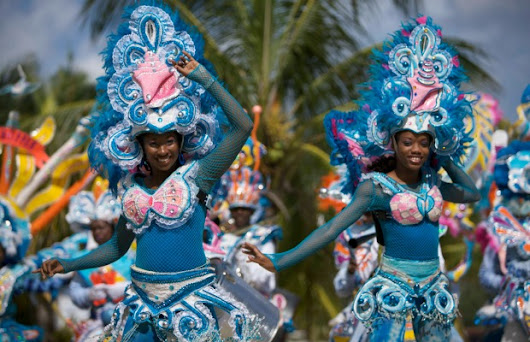 The Top 5 Festivals in the Bahamas