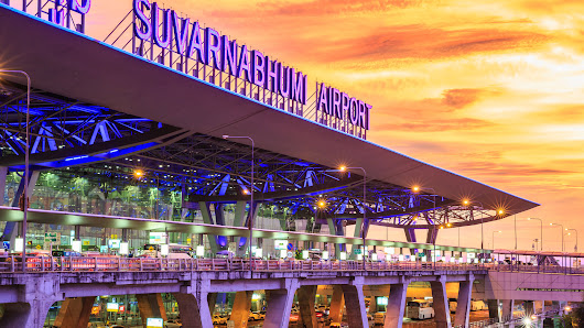 Bangkok airport: the world's largest radiant cooling system