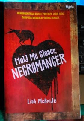 Hold Me Closer, Necromancer Review