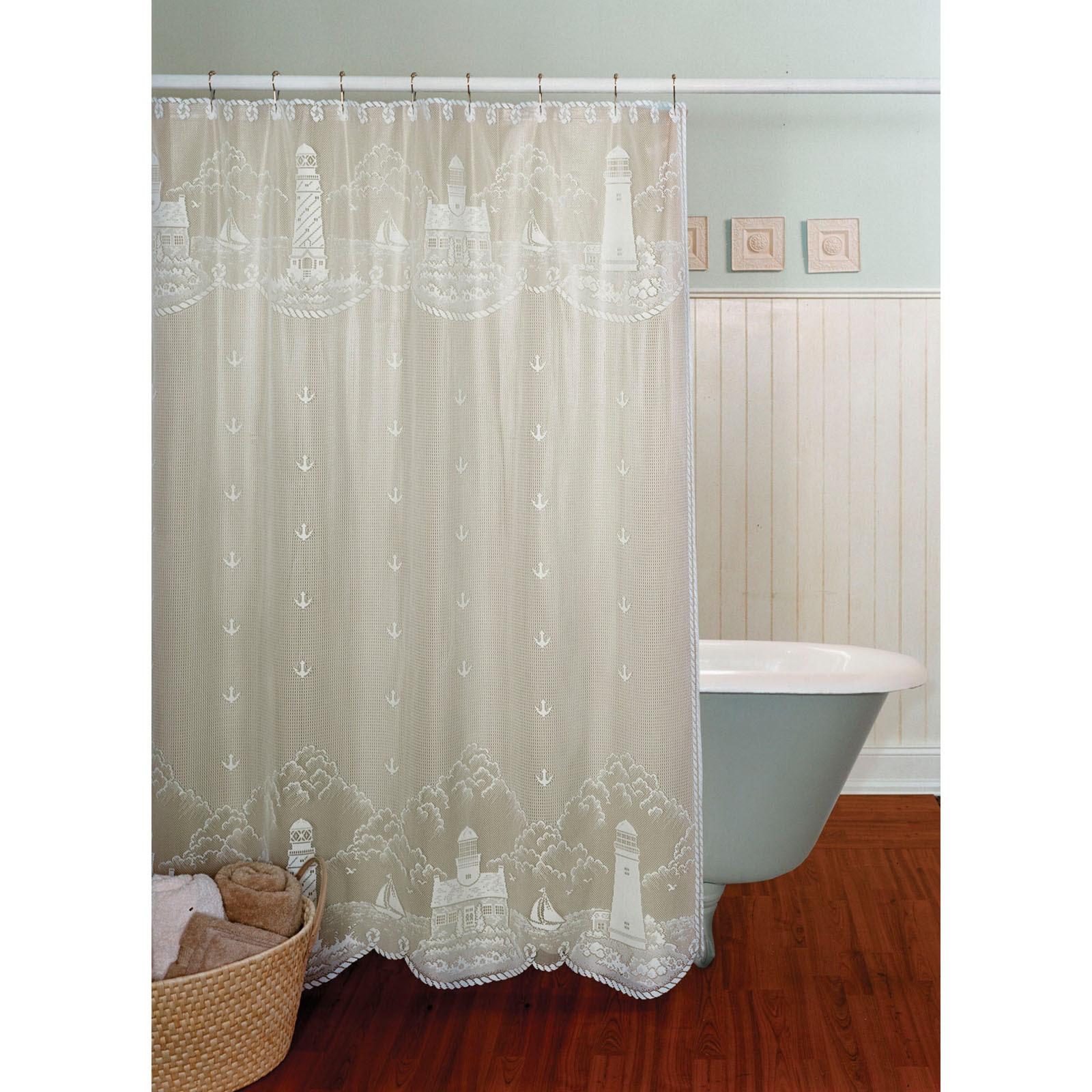 Fabric Shower Curtains : Beach/Nautical | Hayneedle.
