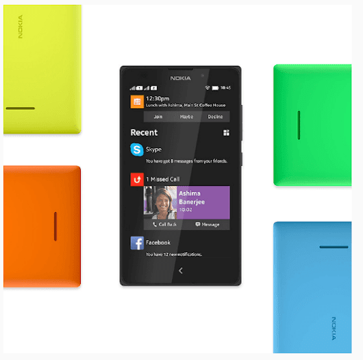 Microsoft to Launch Nokia XL Forked Android Smartphone on 1st May in India