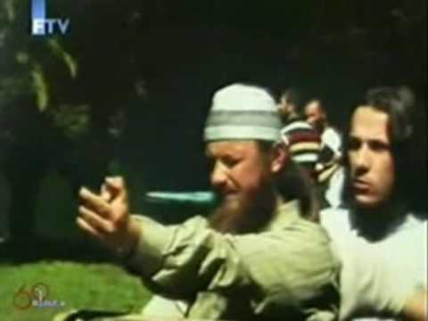 Wahhabi mujahideen islamic terrorist training camp in Bosnia Gornja Maoca 2.2.2010.