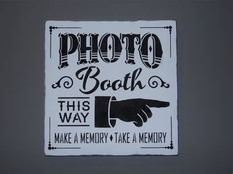 ideas  photo booth signs  pinterest photo
