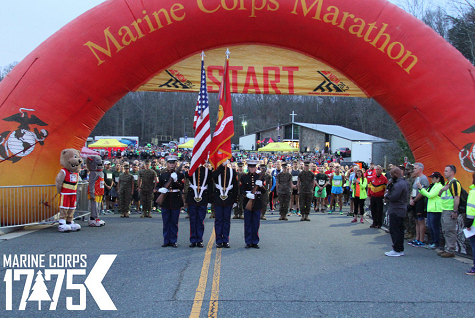 RunnersWeb   Athletics: U.S. Marine Captures Second Win at 17.75K in Prince William County, VA