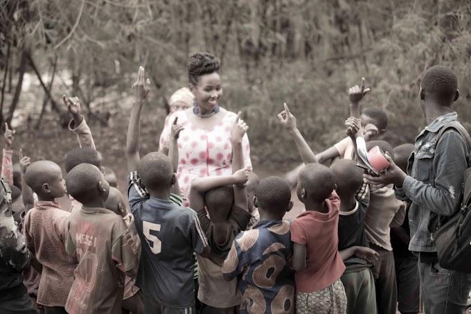 Amateka y'umuhanzikazi nyarwanda Empress Nyiringango uba muri Canada wamaze gusohora amashusho y'indirimbo 'Wanalia'-VIDEO - Inyarwanda.com #rwanda #RwOT