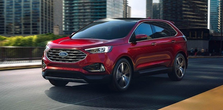 2019 Ford Edge Crossover Suv
