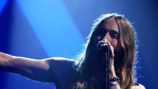 Thirty Seconds to Mars: End of All Days | Video | The Tonight Show Starring Jimmy Fallon | NBC