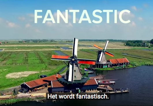TV show says 'Hello Mr Trump, this is the Netherlands' - DutchNews.nl