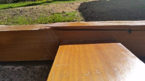 A Beginner's Guide to Repairing Broken Wood - The Created Home
