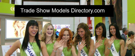 Breaking News: In Celebration of our 3 year Anniversary Trade Show Models Directory .com has Launched a New and Improved Website!!