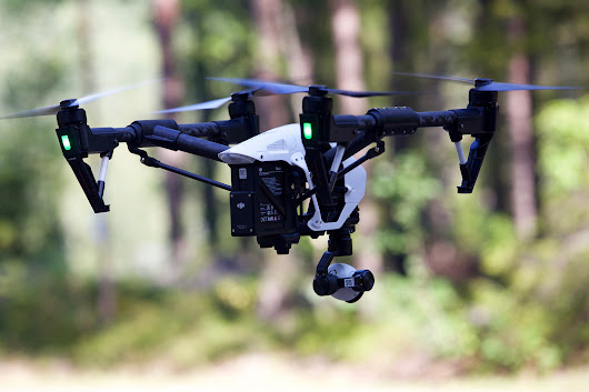 Common Issues While Using a Drone | American Heritage
