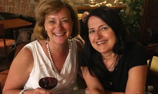 Let me introduce you to Silvia Celli Of Il Sasso Language School in Montepulciano!