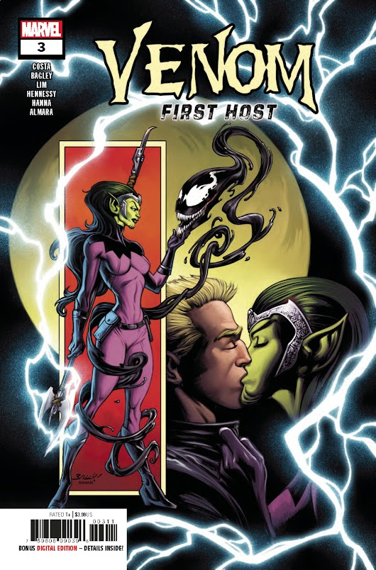 VENOM FIRST HOST #3 (OF 5) Preview – Pop Culture Network