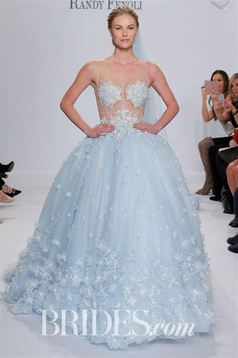 Randy Fenoli for Kleinfeld Bridal & Wedding Dress