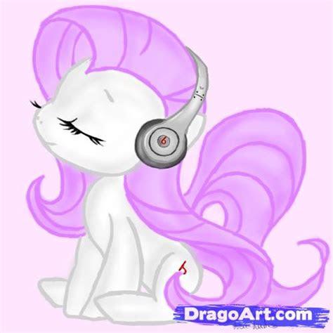 draw    pony step  step anime