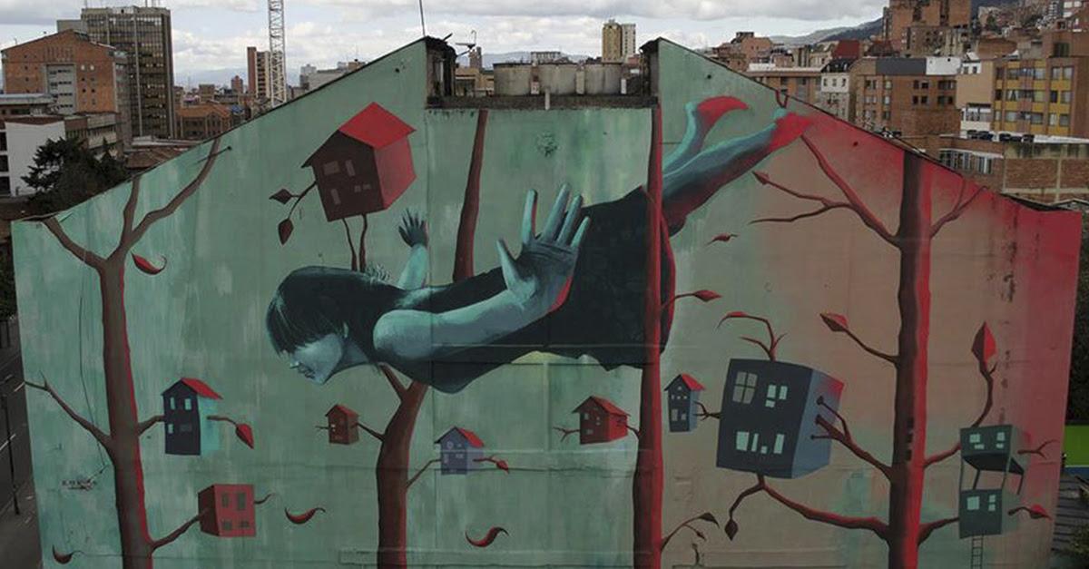 Los Murales En Bogota Expresion Urbana De Alto Nivel Coreditec