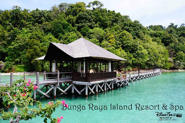 Bunga Raya Island Resort & Spa 03