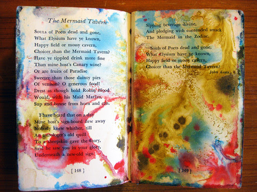 the mermaid tavern by john keats by mindbum